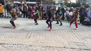 KOFFI ANNAN - Yemi Alade by IDU dancers AfroUrban fusion