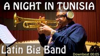A night in tunisia big band