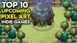 Top 10 Upcoming PIXEL ART Indie Games on Steam (Part 6)   2021, TBA