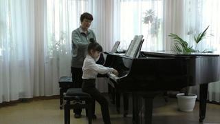 """""""Создание художественного образа в фортепианной миниатюре"""""""