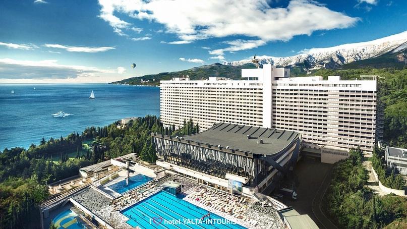 Отель Yalta Intourist Green Park стал лауреатом Национальной премии «Лучшие в России — 2020»