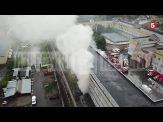 Стали известны имена пострадавших при пожаре вмосковском СИЗО