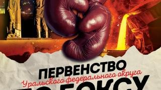 Первенство УФО по боксу среди юношей 13-14 лет. Магнитогорск. День 2.
