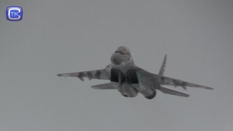 Полеты морской авиации СФ