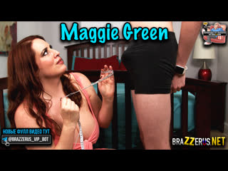 [MomsTeachSex] Maggie Green - Stepmom Makes Him A Man