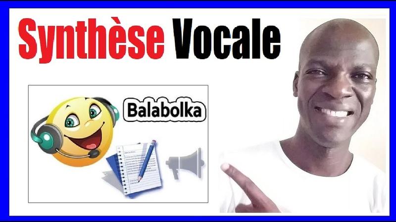 Logiciel et Extension de Synthèse Vocale Gratuit