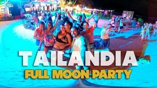 Full Moon Party + Koh Tao 🐠 VLOG TAILANDIA #8
