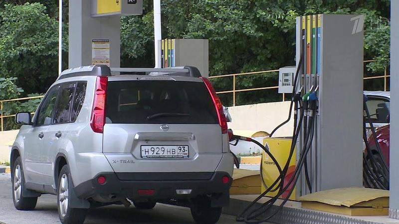 Российских автовладельцев защитят от недолива топлива