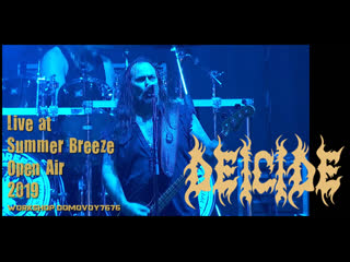 DEICIDE - Live at Summer Breeze Open Air 2019