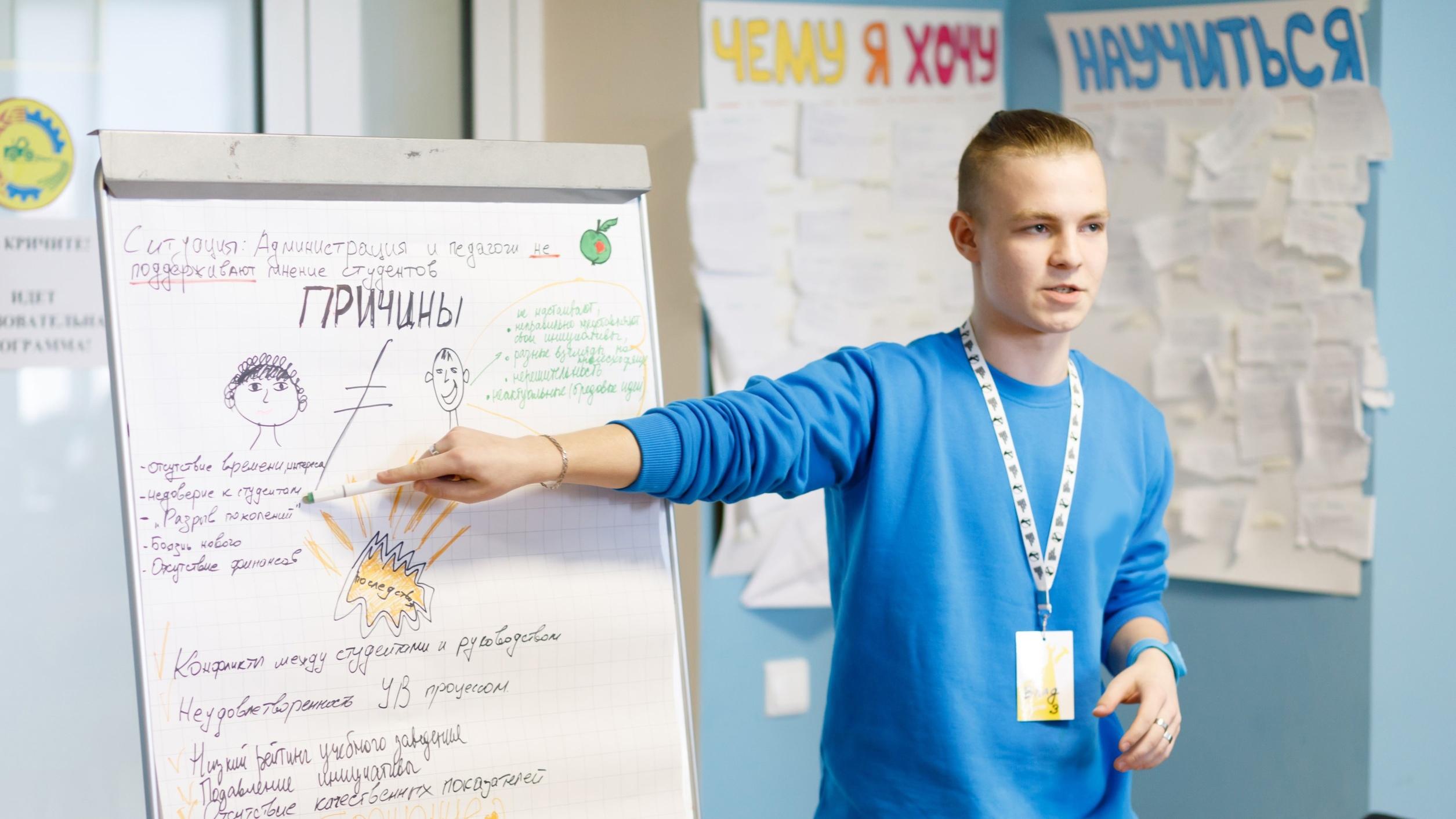 грантовый конкурс для молодежи