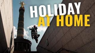 HOLIDAY AT HOME - Das Deutschland Abenteuer - Kevin Gallas Yamaha Tenere 700 Touratech Edition