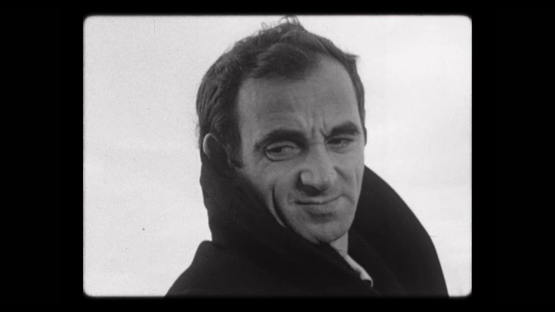 Aznavour By Charles Le Regard de Charles 2019 Trailer English Subs
