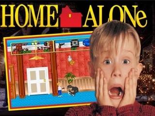 Один Дома   Home Alone прохождение   Игра на (SNES, 16 bit) 1991 Стрим RUS