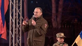 Митинги в Армении. Точка зрения оппозиции