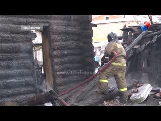 «Большинство пострадавших на пожарах перед происшествием употребляли «Зло»»: Житель Златоуста спас женщину из огня.