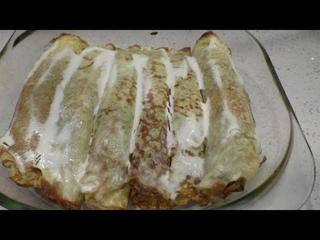 Что делать с картофельным пюре на следующий день ? Готовлю очень СЫТНЫЙ и ВКУСНЫЙ завтрак !