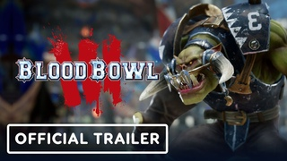 Blood Bowl 3 - Official Cinematic Trailer   Gamescom 2020