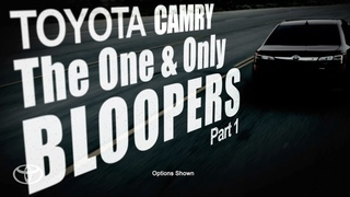 (English) New Season 2 -- The One and Only w/ Lee Min Ho Toyota Bloopers #1