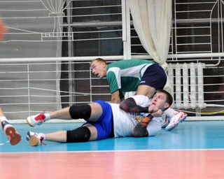 Чемпионат 2020-2021. Матч ВЗРМ - ПРОКУРАТУРА