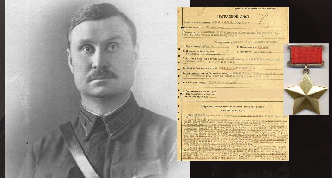 Сибиряк Ковалев