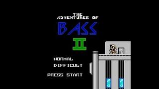 Mega Man Hack Longplay - The Adventure of Bass II