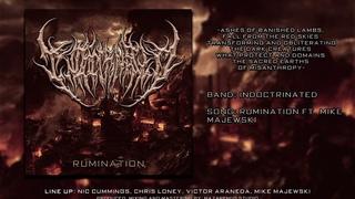 Indoctrinated (International) - Rumination (feat. Mike Majewski) [Single] (2020) (Slam)