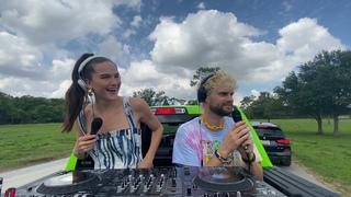 SOFI TUKKER - Summer of Drinkee - Lion Country Safari Truck DJ Set