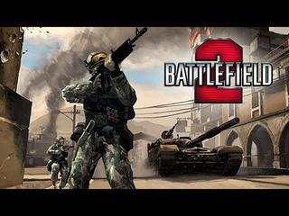 Battlefield 2 T-Gamer server