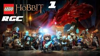 LEGO The Hobbit – прохождение без комментариев №1