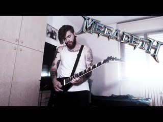 Megadeth - Dystopia (Dave's solo) | Guitar Cover by Matt Waters