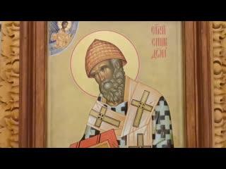 Праздничная проповедь свящ. Александр Сатомский .