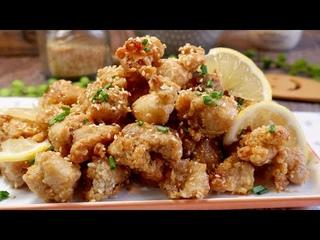 The Ultimate Air Fried Crunchy Lemon Chicken 气炸柠檬脆鸡 Air Fryer Chinese Crispy Honey Chicken Recipe