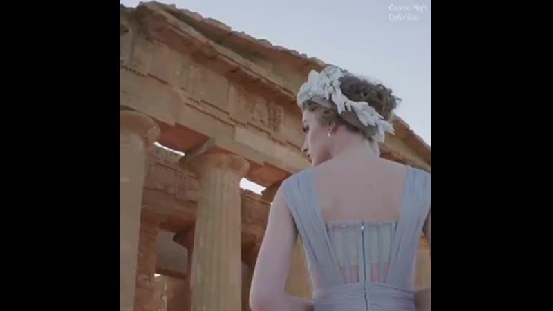 Мода вдохновлённая греческой мифологией
