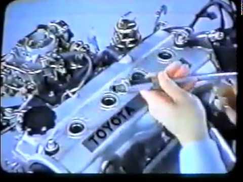 Полная инструкция по ремонту двигателя тойота 4AFE