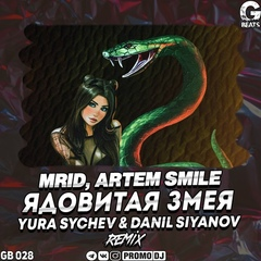 MriD, Artem Smile - Ядовитая змея (Yura Sychev  Remix)