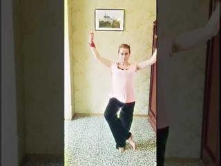 "Йога в танце ""Шива-Шакти"". Осваиваем асаны для рук."