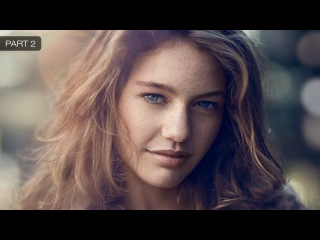 Natural Outdoor Portrait Retouching in Photoshop (Part 2)