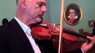 Luca Orsi & Violinista  - Tarantella Napoletana