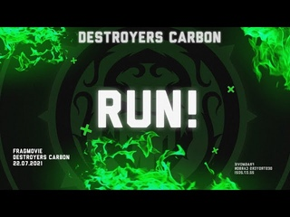 TEAM DESTROYERS CARBON || Fragmovie Call of Duty Mobile