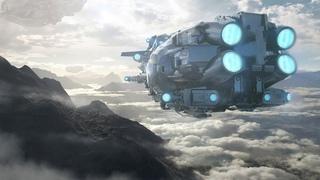 12 ЧЕЛОВЕК -добровольцев были отправлены на планету пришельцев.