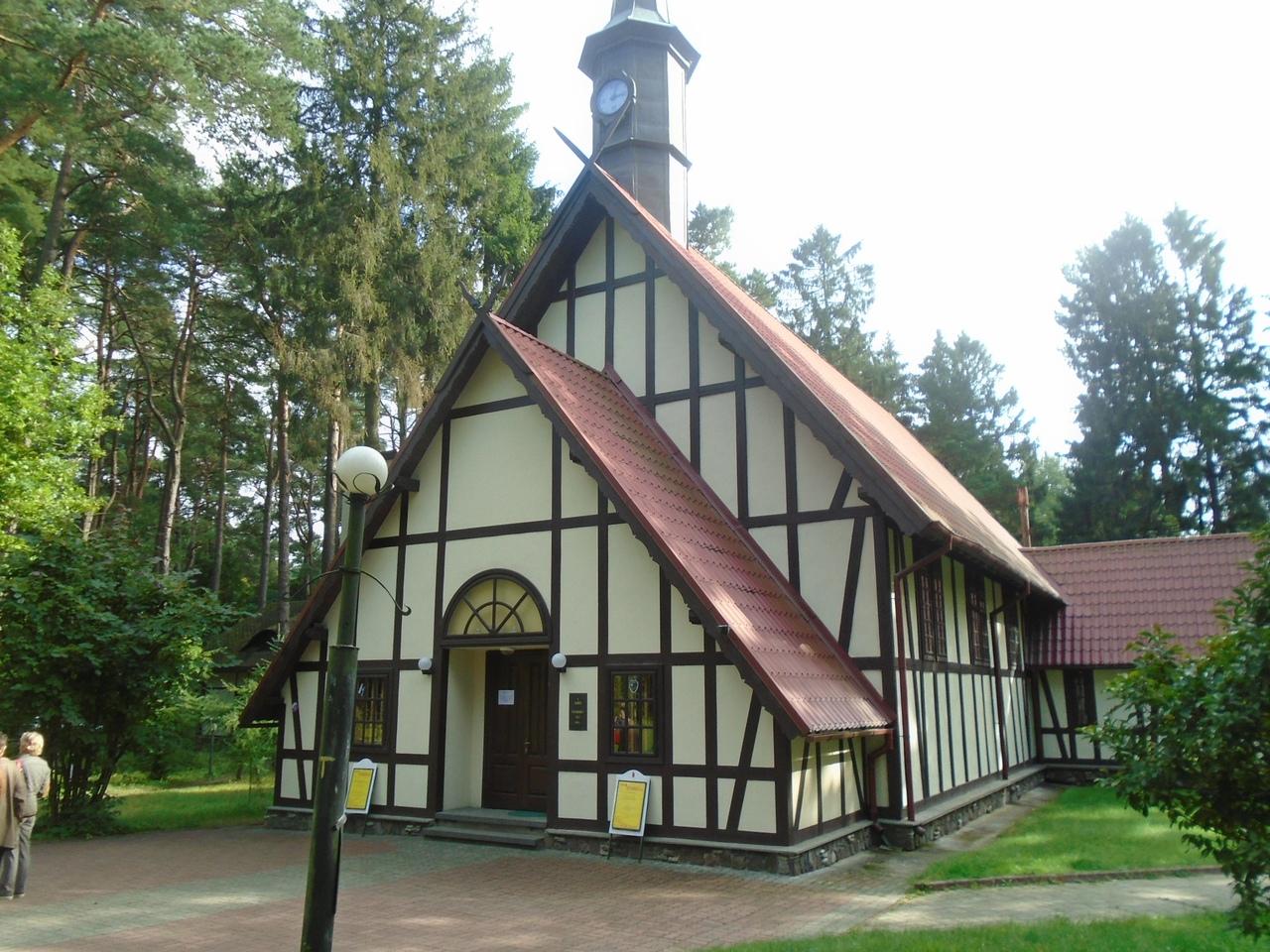 Осень в Восточной Пруссии