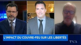 Débat entre Me Jean Dury et Me François-Davis Bernier sur le couvre-feu au Québec