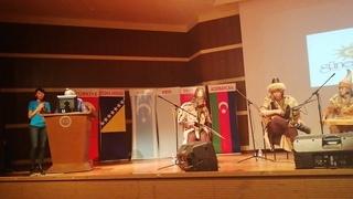 Güneş Vakfı Türk Dünyası Kültür ve Spor Şöleni Erturan konseri