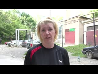 Маканицкая Надежда:Участники проукраинского флешмоба в Донбассе начали требовать амнистию у Зеленского