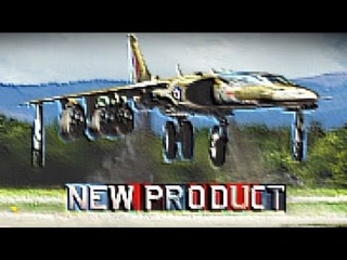 This video is about the Harrier in War Thunder update 2.1 New Power