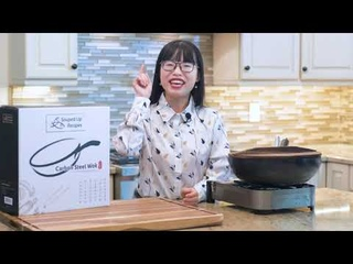 Wok Giveaway Results