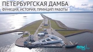 Петербургская дамба: функция, история, принцип работы