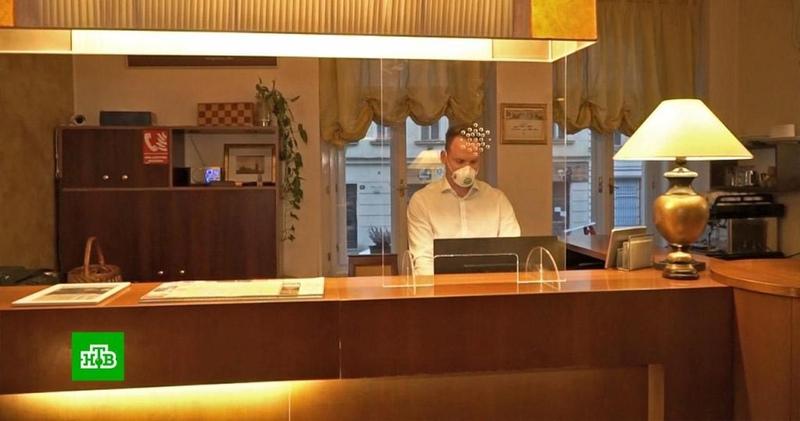 COVID отель будет пользоваться спросом в условиях зомби апокалипсиса