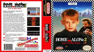NES: Home Alone 2 - Lost in New York (rus) longplay [196]