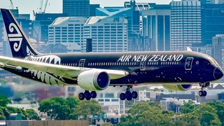 SENSATIONAL BIG Aircraft Landings and Take offs   Sydney Airport Plane Spotting